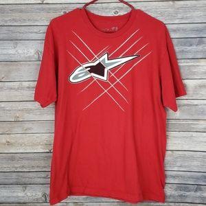 AlpineStars Large Tshirt